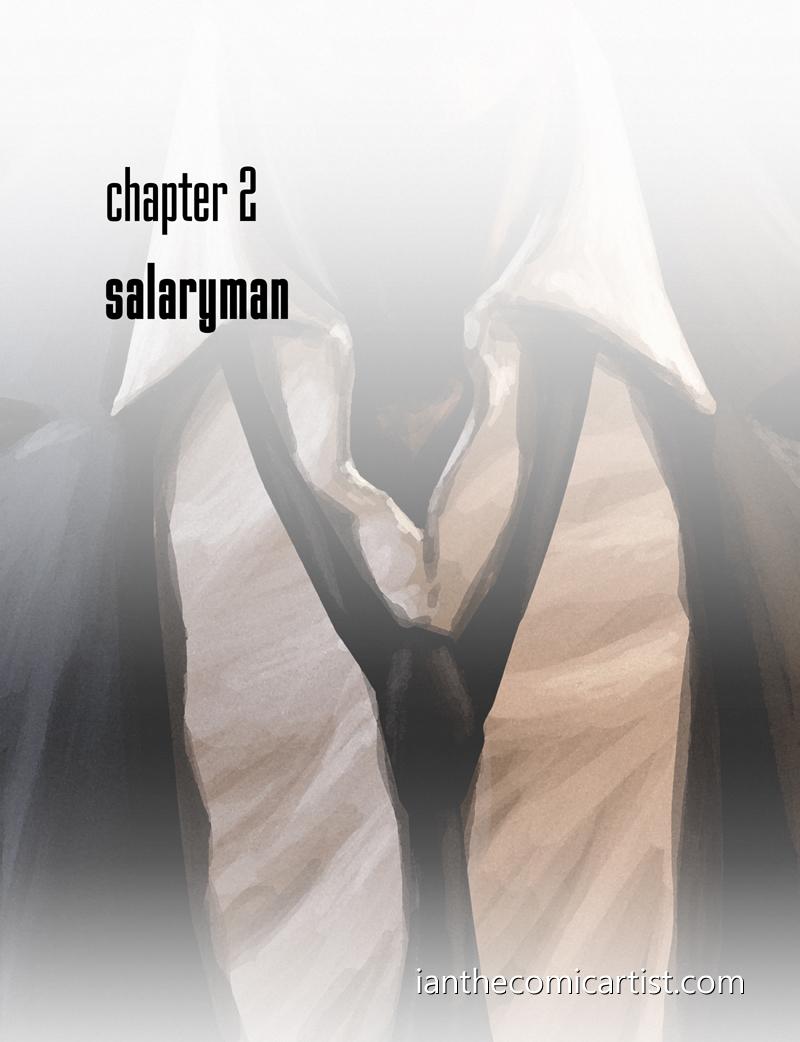 SALARYMAN cover