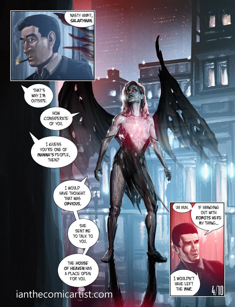 SALARYMAN - page 4