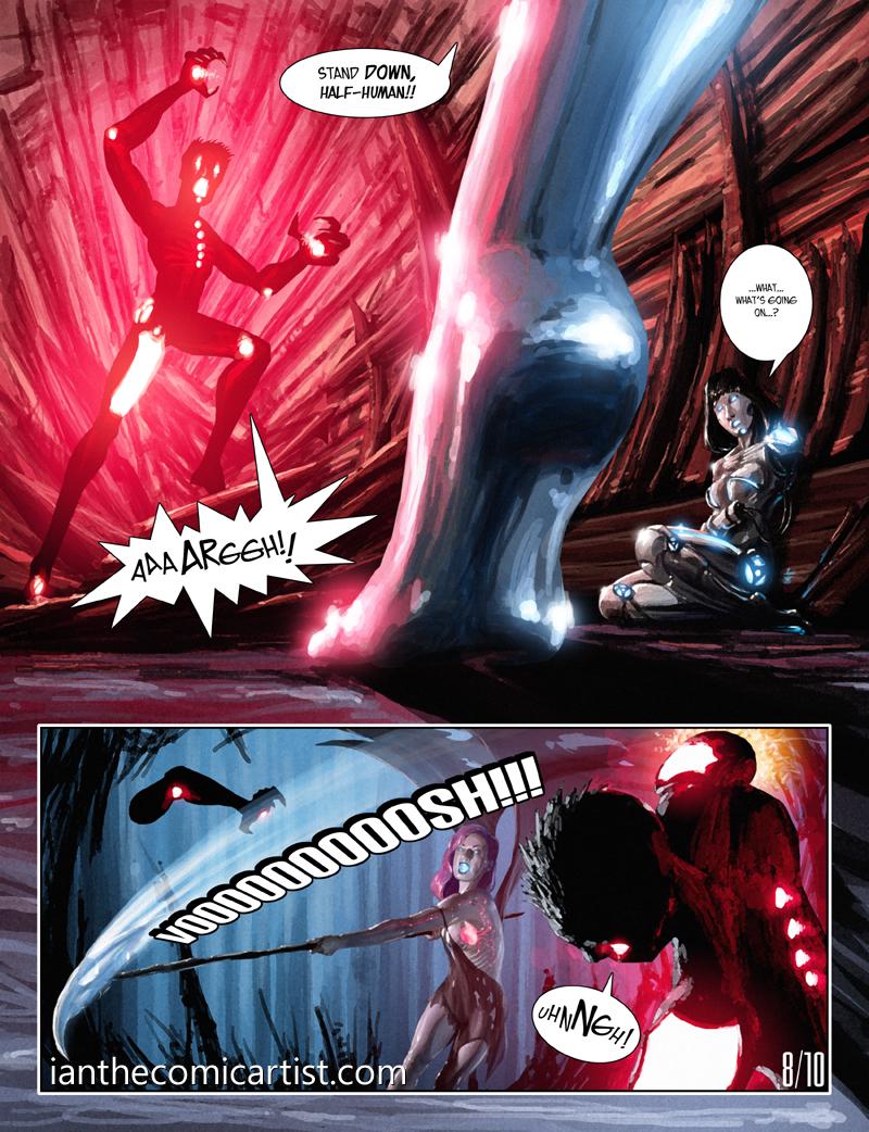 SALARYMAN - page 8